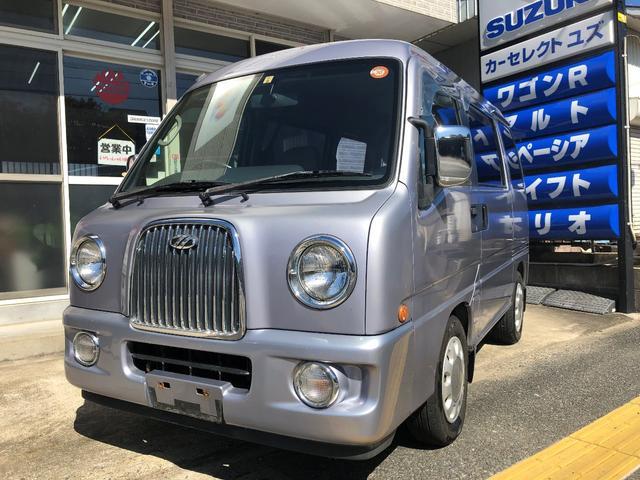 「スバル」「ディアスワゴン」「コンパクトカー」「福岡県」の中古車4