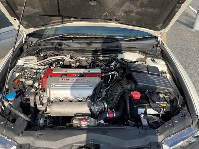 K20Aエンジン!220馬力!