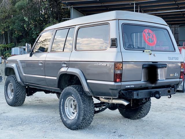 「トヨタ」「ランドクルーザー60」「SUV・クロカン」「福岡県」の中古車7