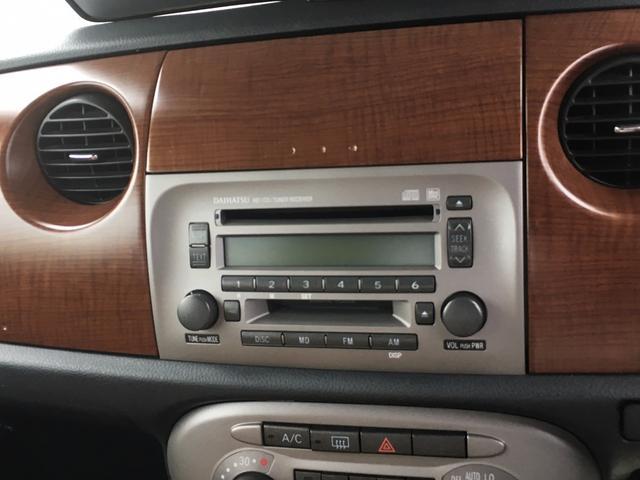 ダイハツ ミラジーノ プレミアムX キーレス CD ウィンカーミラー