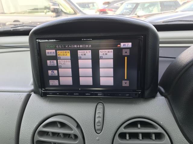 1.6 メモリーナビ フルセグTV CD ABS パワステ エアバッグ サイドエアバッグ(9枚目)