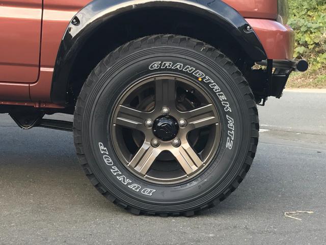 ランドベンチャー 4WD リアカット 2インチアップ(4枚目)
