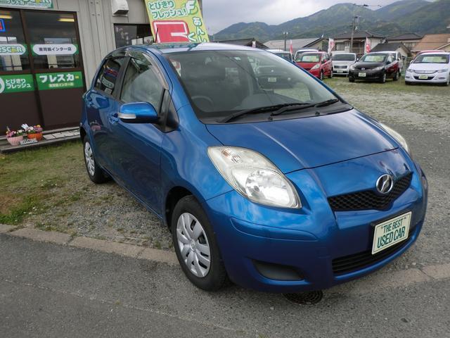 「トヨタ」「ヴィッツ」「コンパクトカー」「佐賀県」の中古車6