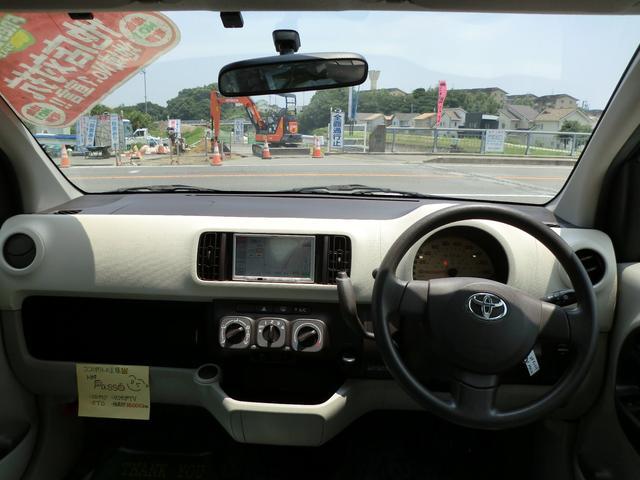 「トヨタ」「パッソ」「コンパクトカー」「佐賀県」の中古車15