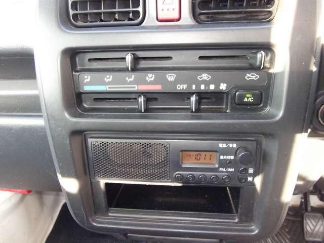 KCエアコン・パワステ4WD エアコン・パワステ・ETC(11枚目)