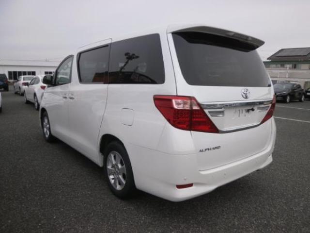 トヨタ アルファード 240X 左PSD レンタ