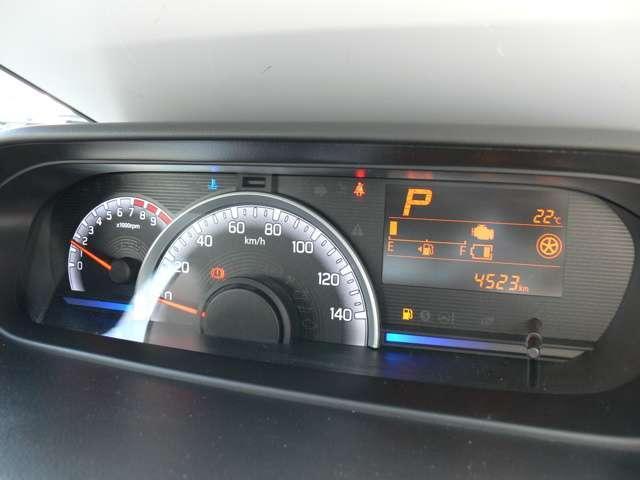 660 ハイブリッド FX エアバック ABS CDデッキ (10枚目)