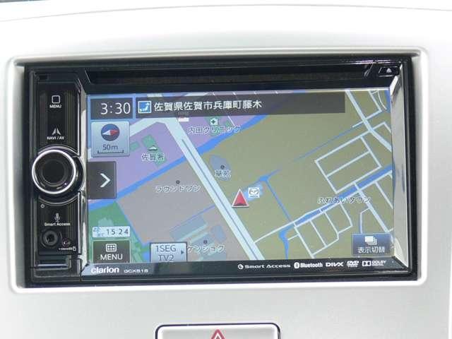 660 HS エアバック ABS ナビ TV スマートキー(5枚目)