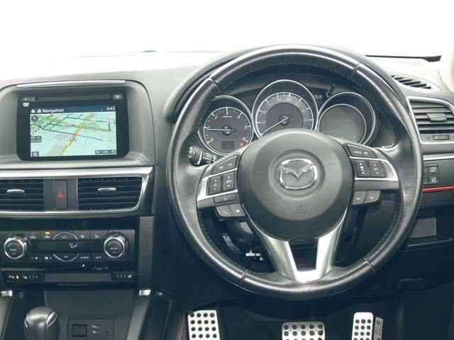 2.2 XD Lパッケージ ディーゼルターボ 4WD 黒革シート エアバック ABS アルミ(12枚目)
