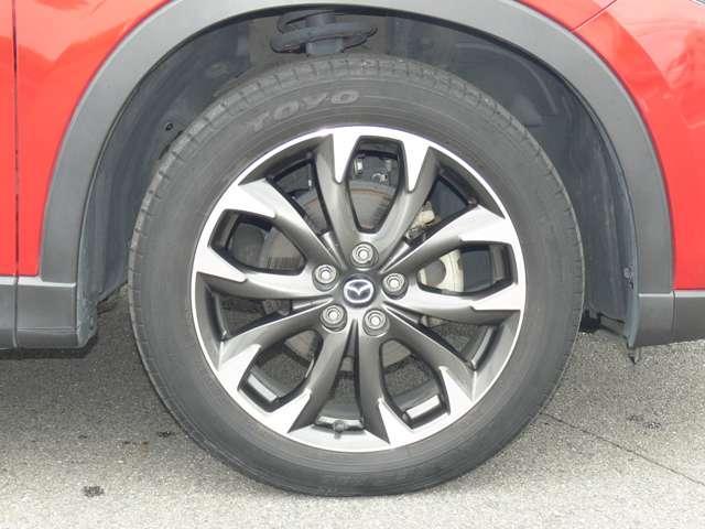 2.2 XD Lパッケージ ディーゼルターボ 4WD 黒革シート エアバック ABS アルミ(14枚目)