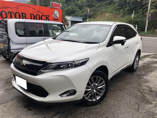 「トヨタ」「ハリアー」「SUV・クロカン」「大分県」の中古車2