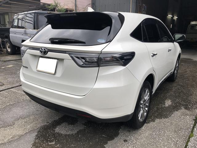 「トヨタ」「ハリアー」「SUV・クロカン」「大分県」の中古車4