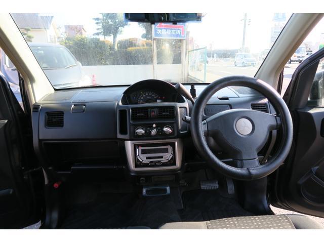 三菱 eKワゴン M CD MD キーレス ベンチシート プライバシーガラス