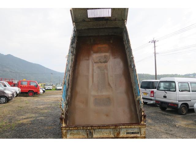 三菱ふそう キャンター 2t 高床 ダンプ ETC エアコン パワステ エアバッグ