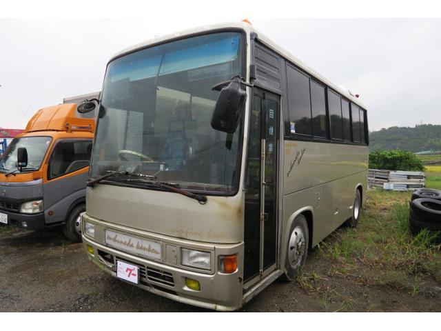 日野 ヒノレインボー キャンピング車