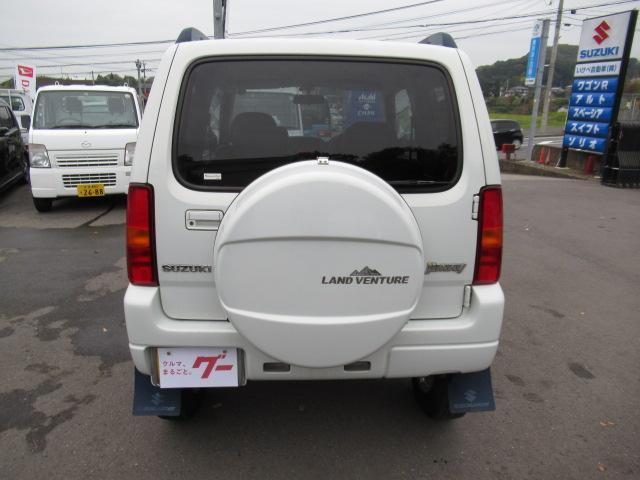 ランドベンチャー  純正16AW 4WD CD MD(9枚目)