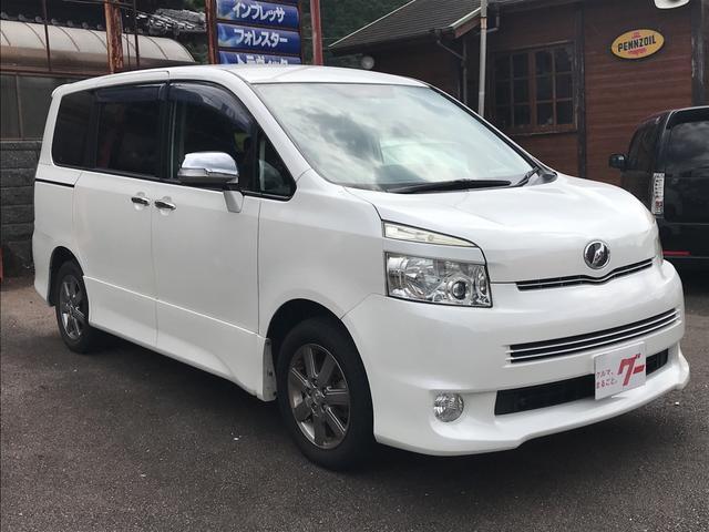 「トヨタ」「ヴォクシー」「ミニバン・ワンボックス」「佐賀県」の中古車3