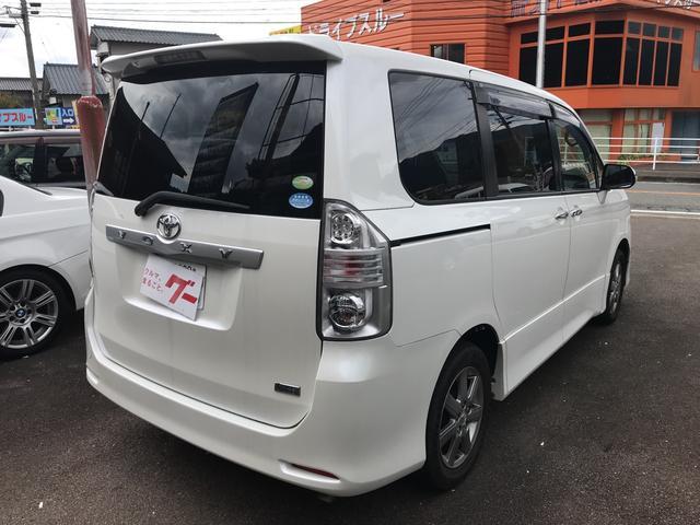 「トヨタ」「ヴォクシー」「ミニバン・ワンボックス」「佐賀県」の中古車16