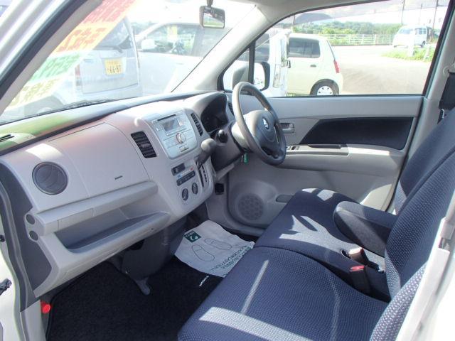 スズキ ワゴンR FX キーレスエントリー CD Wエアバック