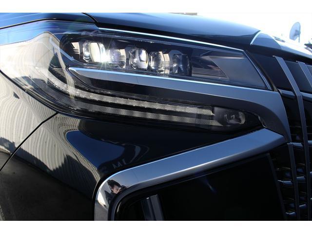 トヨタ アルファード 2.5S Cパッケージ 3眼LED 本革シート Wルーフ