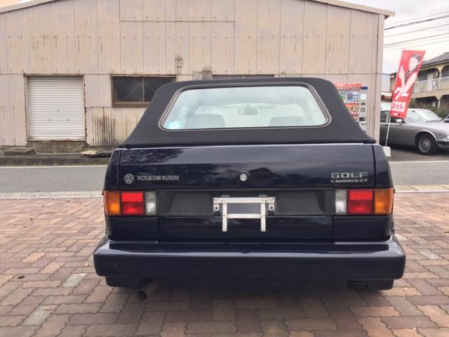 「フォルクスワーゲン」「VW ゴルフカブリオレ」「オープンカー」「福岡県」の中古車3