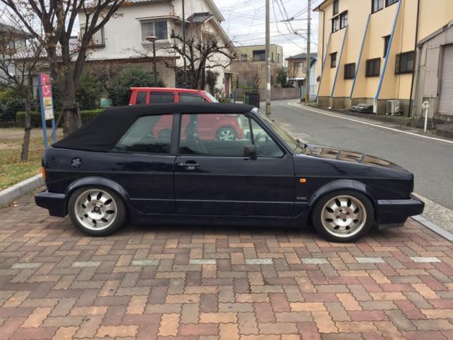 「フォルクスワーゲン」「VW ゴルフカブリオレ」「オープンカー」「福岡県」の中古車4