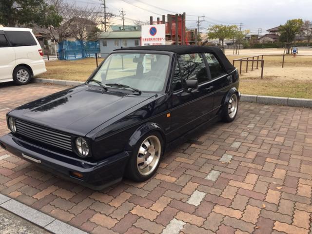 「フォルクスワーゲン」「VW ゴルフカブリオレ」「オープンカー」「福岡県」の中古車7