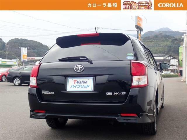 「トヨタ」「カローラフィールダー」「ステーションワゴン」「長崎県」の中古車4