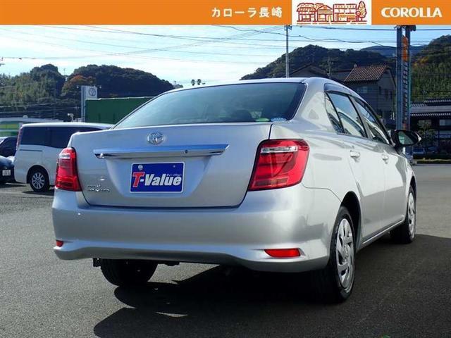 「トヨタ」「カローラアクシオ」「セダン」「長崎県」の中古車3