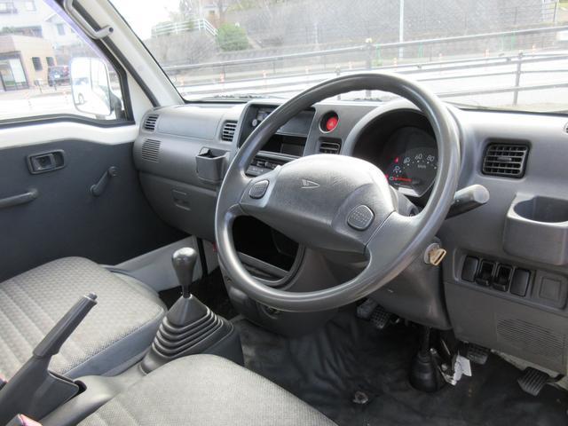 ダイハツ ハイゼットトラック スペシャル エアコン タイミングベルト交換済み 5速MT