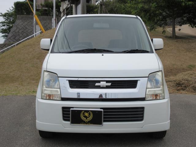 スズキ ワゴンR FTターボ 2年検査登録納車 ローン  クレジットカード