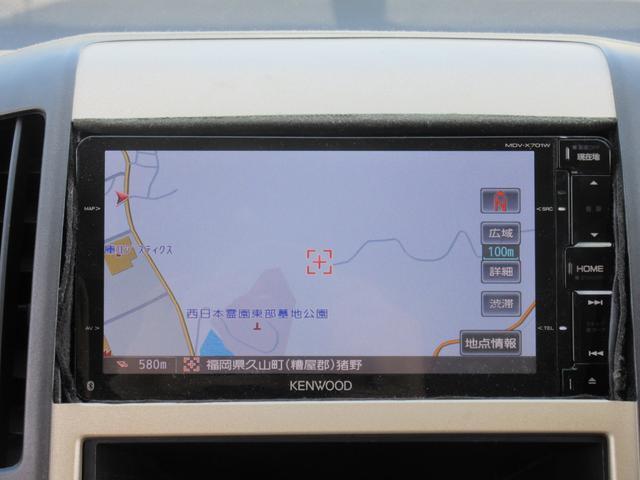 20G スマートキー 片側電動スライド フルセグTV アルミ(5枚目)