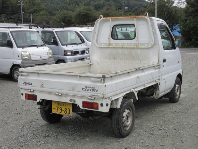 KU 4WD エアコン 5速ミッション タイベル交換済み(5枚目)