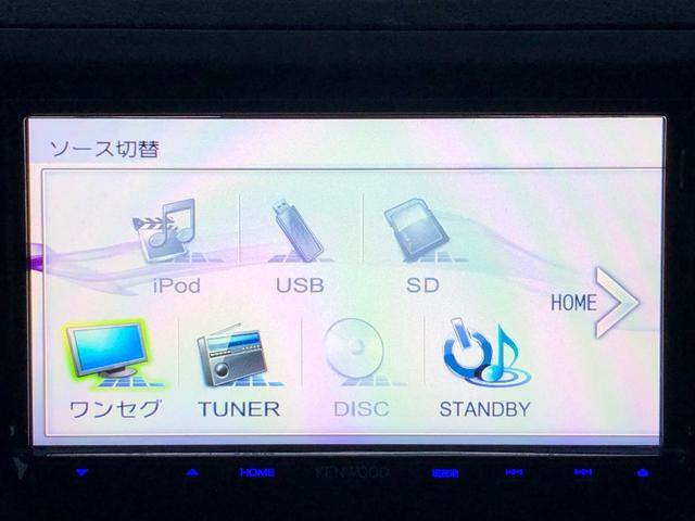 S Qバージョン スマートキー ナビ TV DVD アルミ(4枚目)