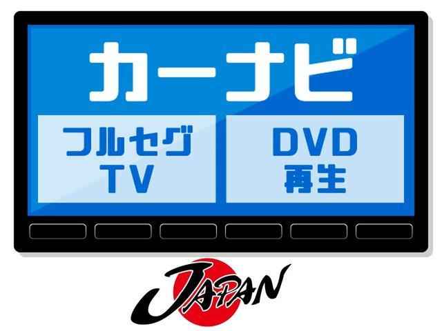 L タイベル交換済み フルセグTV ナビ DVD再生 CD付(2枚目)