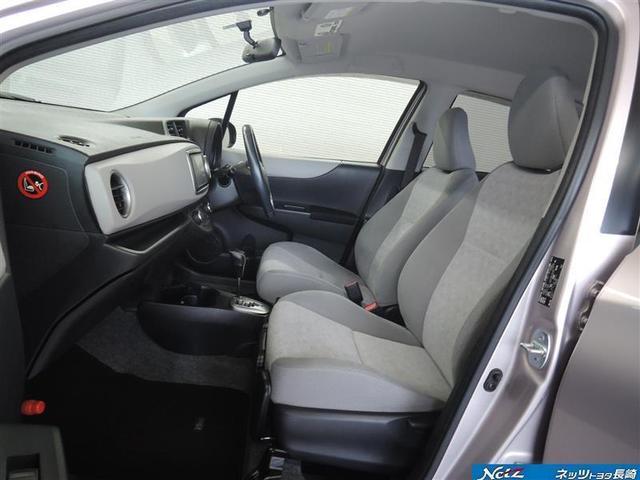 自然な姿勢のままでいられるシートは、とっても運転しやすく疲れにくさを感じさせてくれるはずです(*^_^*)キビキビ走るヴィッツでドライブを楽しんでください♪