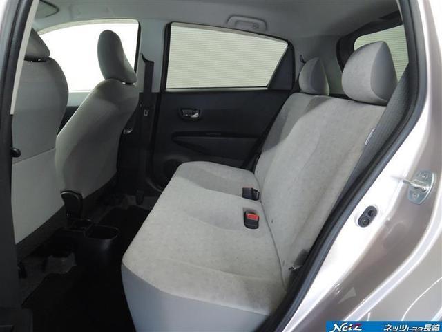 前席のシートバック構造を見直すことで、後席に座る人の膝まわりがゆ〜ったり☆広々快適スペースで同乗者の方にもくつろいでいただけます(#^_^#)