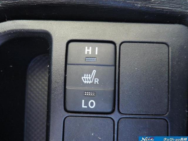 快適温熱シート(o^。^o)背中からお尻をほ〜んわか暖めてくれます♪寒い日でも快適に運転出来るシートなんですd=(^O^)=b