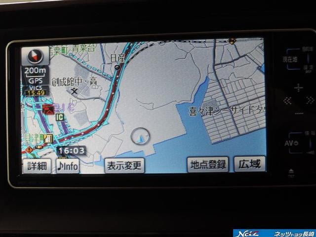 X HDDナビ ETC DVD再生 ワンセグTV 両側電動D(14枚目)