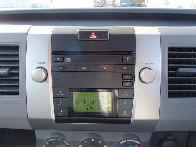 スズキ ワゴンR FX セキュリティアラーム プライバシーガラス