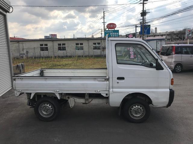 4WD 5速MT エアコン 作業灯 ゲートチェーン(11枚目)