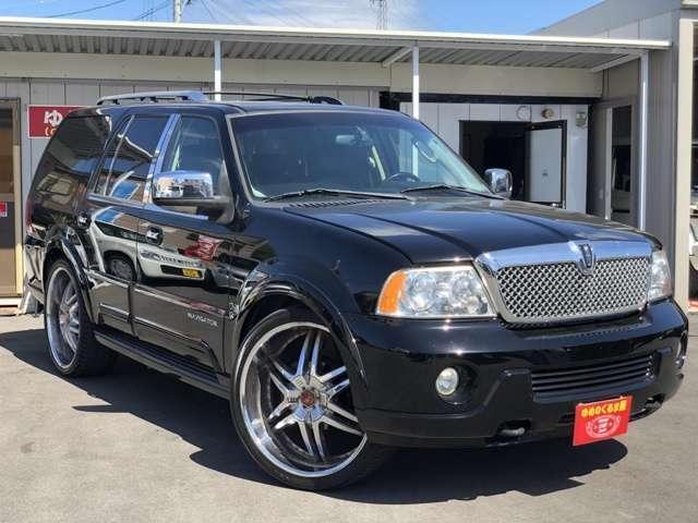 「リンカーン」「リンカーン ナビゲーター」「SUV・クロカン」「福岡県」の中古車4