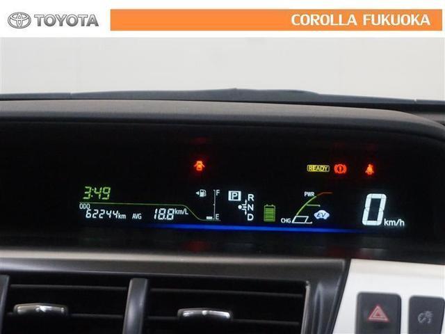 運転中のエネルギーの流れなどをリアルタイムに表示。車と対話する楽しみがありますよ!