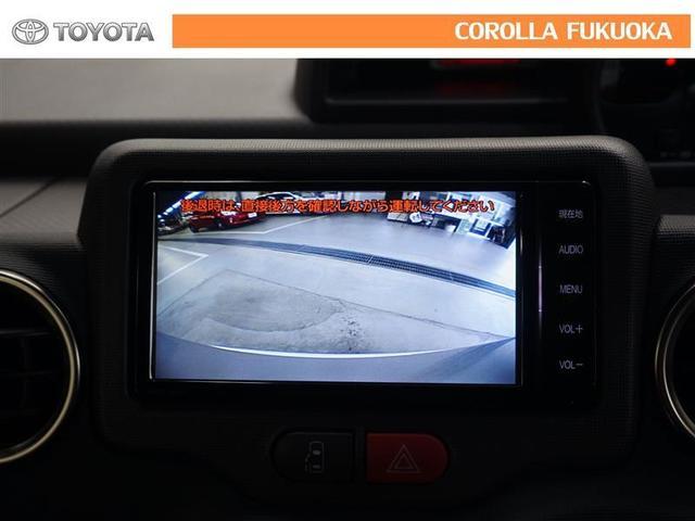 トヨタ スペイド G メモリーナビ バックカメラ