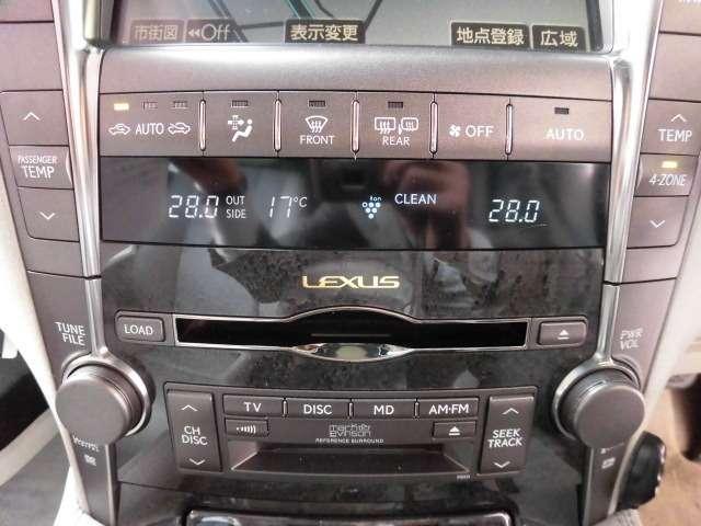 レクサス LS LS460 バージョンU Iパッケージ マークレビンソン