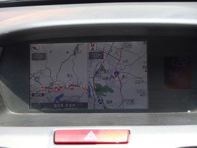 アブソルート 後期モデル HDDナビ 社外アルミ 車高調(12枚目)