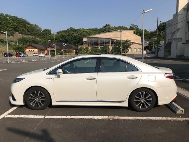 「トヨタ」「SAI」「セダン」「福岡県」の中古車10