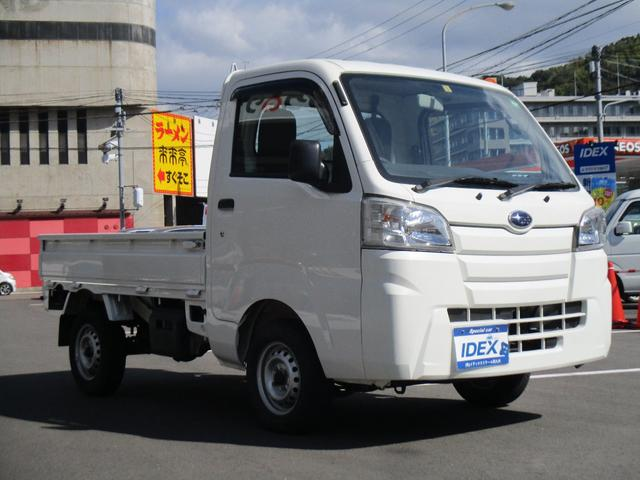 TB 1年保証付 5速MT 4WD 三方開 エアコン パワステ 純正ラジオ(6枚目)