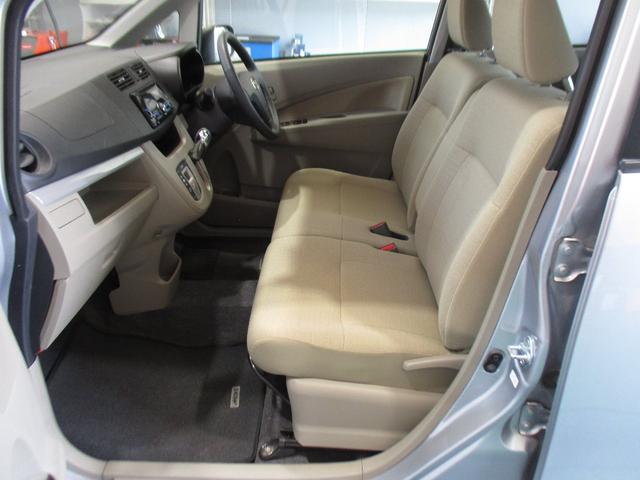 X スマートキー オートライト 社外CDオーディオ ベンチシート 電動格納ミラー エアコン パワステ ABS フルフラット 禁煙車(10枚目)