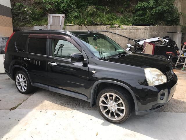 20X ヒッチメンバー ナビ 4WD 革シート アルミ(3枚目)